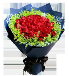 梦中情人-33枝红玫瑰