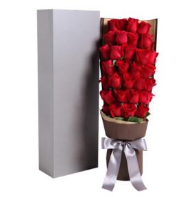 童话-33枝红玫瑰礼盒