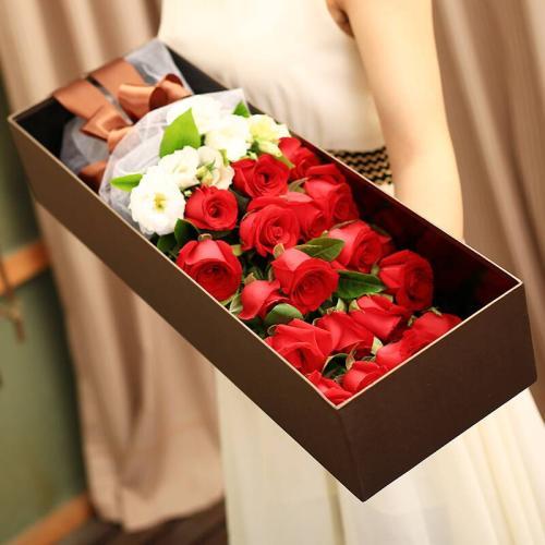 情人节送花