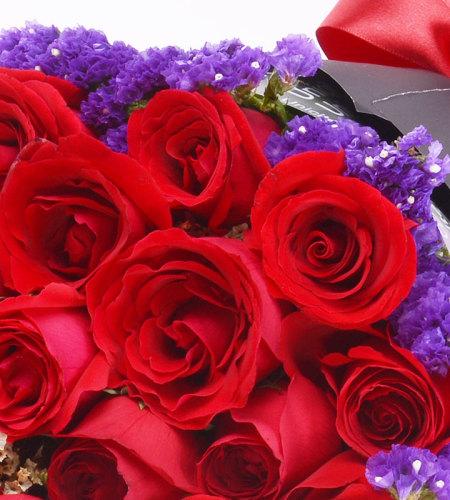 深深的爱-33朵红玫瑰礼盒