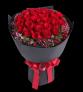 忘情巴黎-33枝红玫瑰