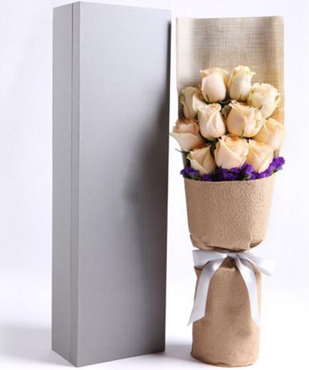 礼盒--香槟玫瑰11枝1-2_meitu_19
