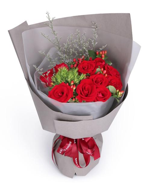 11枝红玫瑰4-1
